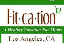 Fitcation 2012 / by Mamavation Sistahood