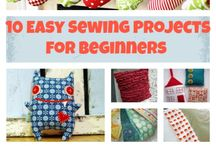 Beginner projects / Beginner, easy, simple, sewing, projects
