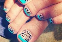 Magnificant Nail Art / Ton's of nail design idea's and tutorials. / by Caitlin Briana