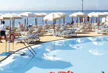 Cliff Bay main pool
