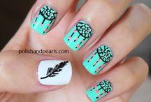 Nails. / by Sabrina Bozich