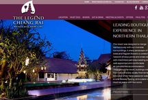 The Legend New Website has been launched since 01 July 2014 / Enjoying our new home website and we invited you to experience NORTHERN THAILAND at our resort where designed to merge harmoniously with our riverside surroundings, for more information please visit www.thelegend-chiangrai.com