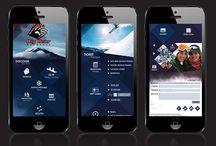 Web and App designs