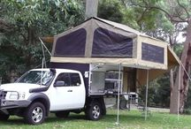 Aussies campers
