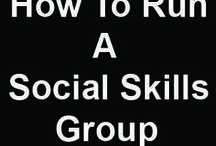 how to run a social skills group