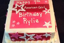 America girl bday party