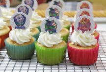 Cupcake Toppers