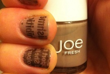 nails / by Ashley Perales