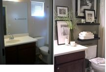 Before and after home reno ideas