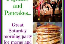 party theme ideas / by Krissa Griffiths