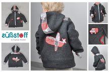 Walkkleidung für Kinder / Wohlfühlkleidung für Kinder aus Wollwalk