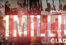Gladiator Nation #scandal  / All about Scandal on ABC  / by Yolanda Kenton