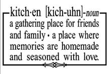 Wall quotes for kitchen