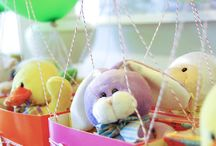 Spring - Tea - Vintage - Easter - Flower - Butterfly Party