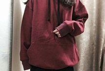 Hoodie fashion