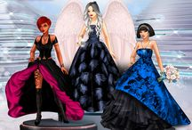 Contest Winners / Lady Podium & FTV Catwalk;