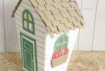Sweet Home, Haus für alle Fälle / Stampin Up