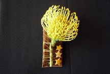 Weddings { Boutonnieres } / boutonniere ideas for the groom / by UrbanMuse.ca