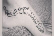 Tattoo / Tattoo ideeën