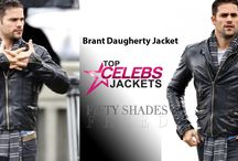 Brant Daugherty Fifty Shades Freed Jacket