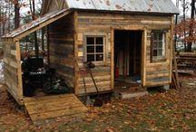 Pallet shack