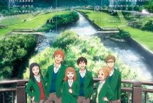 Orange (anime/manga) / Orange is a slice-of-life romance manga series written and illustrated by Ichigo Takano. A live action film adaptation of the same name was released on December 12, 2015. An anime television adaptation started to air in July 2016. A spin-off to the manga began serialization on March 25, 2016.  https://en.wikipedia.org/wiki/Orange_(manga)#Anime
