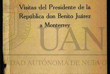 LIBROS EN LA WEB / Algunos libros relativos al Benemérito de las Américas que se pueden encontrar en la web
