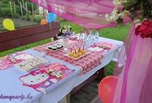 Hello Kitty party theme
