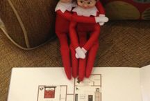 What the ELF? / Two of Santa's special helpers have decided to make Cumberland Pointe home for the month of December. Twinkle and Jingle will be making their way through the community over the next few weeks and, if you spot them, you may be in for a sweet treat!