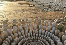 Umění v přírodě - LandArt