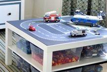 Lego bewaar ideetjes