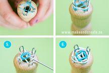 Gummibandsarmband
