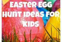 Easter Fun / Easter activities, Easter crafts, inspiration and ideas for the kids