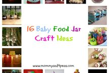 Baby food jar ideas
