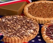 4th of July and Patriotic Cookie Pies
