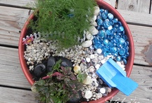 Home: Outdoor - Fairy Garden Inspiration