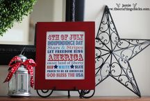 Patriotic Crafts and Treats / by Linda Strider