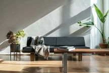 Inspiration: Living Spaces