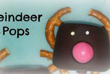 Reindeers / Fun reindeer themed ideas