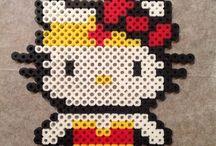 perles, pixel art et point de croix2018