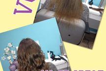 Als je haar maar goed zit! / Alles over Hairextensions, Hairstyling & Beauty.