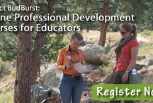 Professional Development for Outdoor Educators