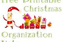 Christmas Organization