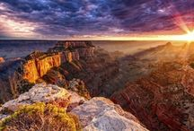 Sunrise, sunset & sunlight / The amazing sun light changes the view of our world.  / by Tours4Fun