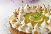 Lemon curd e basilico / Crostata