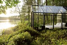 evanescent   temporary   pavillon