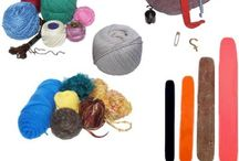 Sources for Netting Tools and Supplies / Online sources for netting needs.