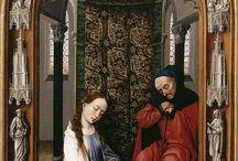Rogier van der Weyden / by Seongok Seo