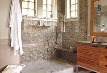 Shower bath... Rooms / Bathroom lightning etc