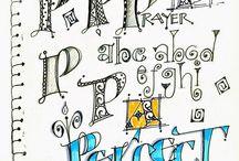 Art lettering
